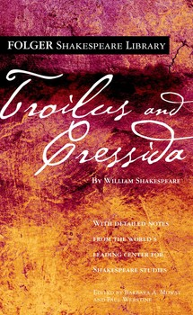 Troilus and Cressida cover