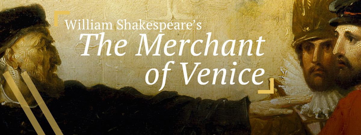 The Merchant of Venice: Shylock Rebuffing Antonio