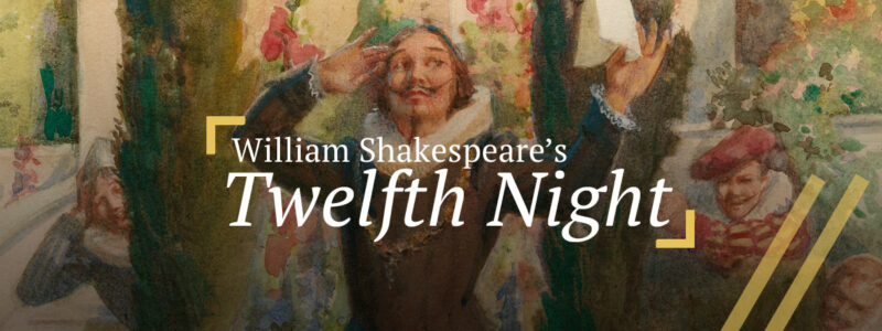 Twelfth Night: Malvolio with the letter
