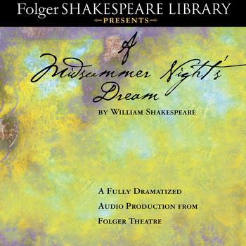 A Midsummer Night's Dream Audio cover